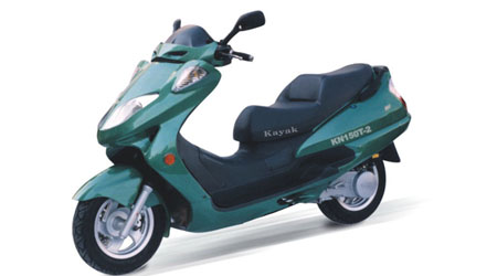 KN150t-2 Scooter