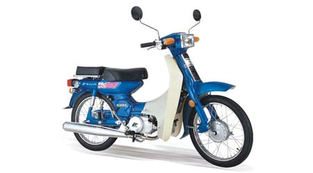 KN80 Scooter