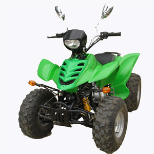 ATV 110cc,Double Swing      Arm with lights Quad