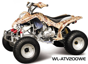 WL-ATV200We WAteR      CooLING Quad