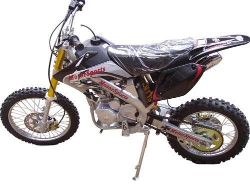 Ge125GY-02 Dirt