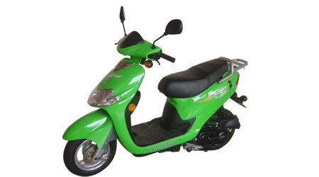 SY50Qt-10 Scooter