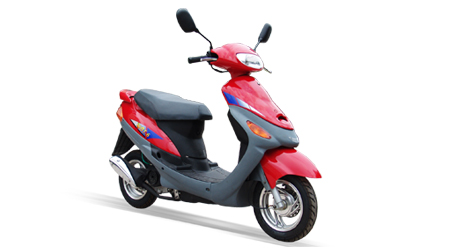 KN50Qt-6 Scooter