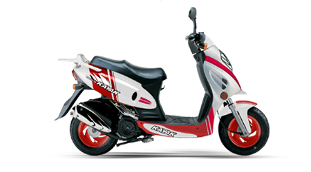KN125t-10 Scooter