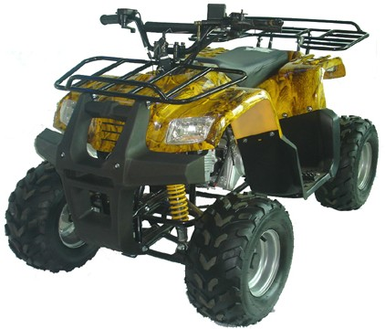 WL-ATV110AB-7 WItH FRoNt      FAIRING Quad