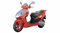 SY50QT-6 Scooter