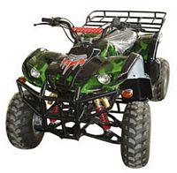 WL-ATV110B WItH GY6      eNGINe Quad