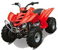 ATV 150cc Raptor Model      Quad
