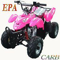 WL-ATV090AC PINK CoLoR      PoLARIS Quad
