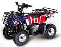 WL-ATV090AB MINI HUMMeR      Quad