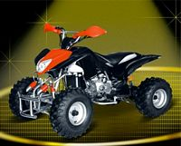 200cc water cooling ATV with double swing arm  Quad