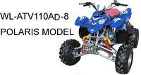 WL-ATV110AD-8 Quad